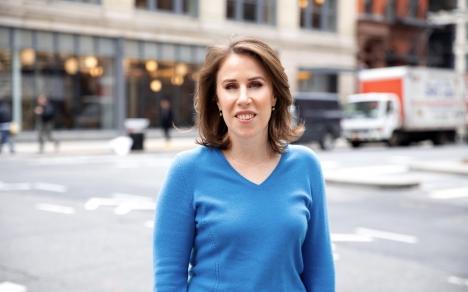 Julia Shullman ist C-Level Privacy Strategin bei TripleLift (Quelle: TripleLift)